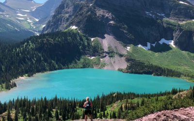 Goodbye Summer Hiking In Glacier National Park