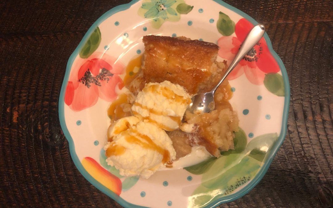 easy apple cobbler recipe