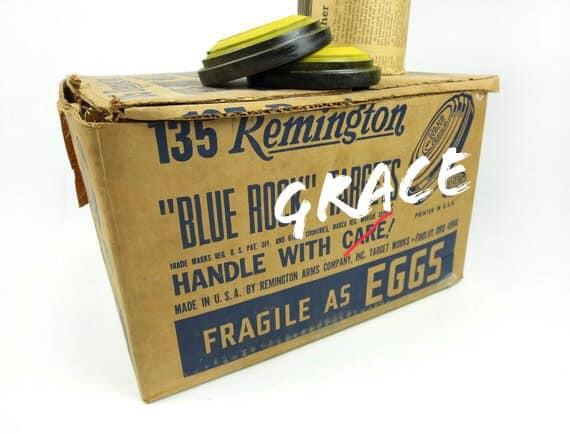Fragile As Eggs: Handle With Grace